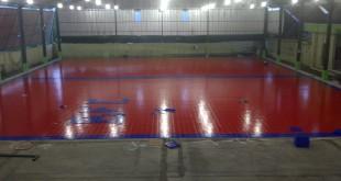 lampu lapangan futsal