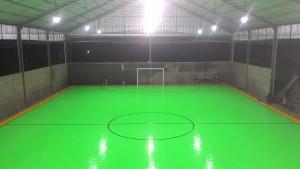 lapangan futsal pangkep