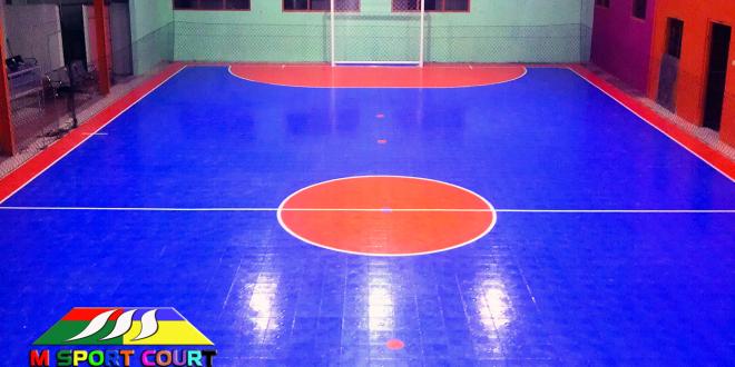 lantai futsal
